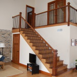 Storage under stairs- Wauwatosa addition