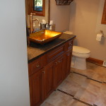 Bath remodel in Pewaukee