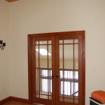 Prairie French doors