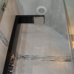 Spa shower remodel in Wauwatosa