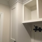 Double crown moulding